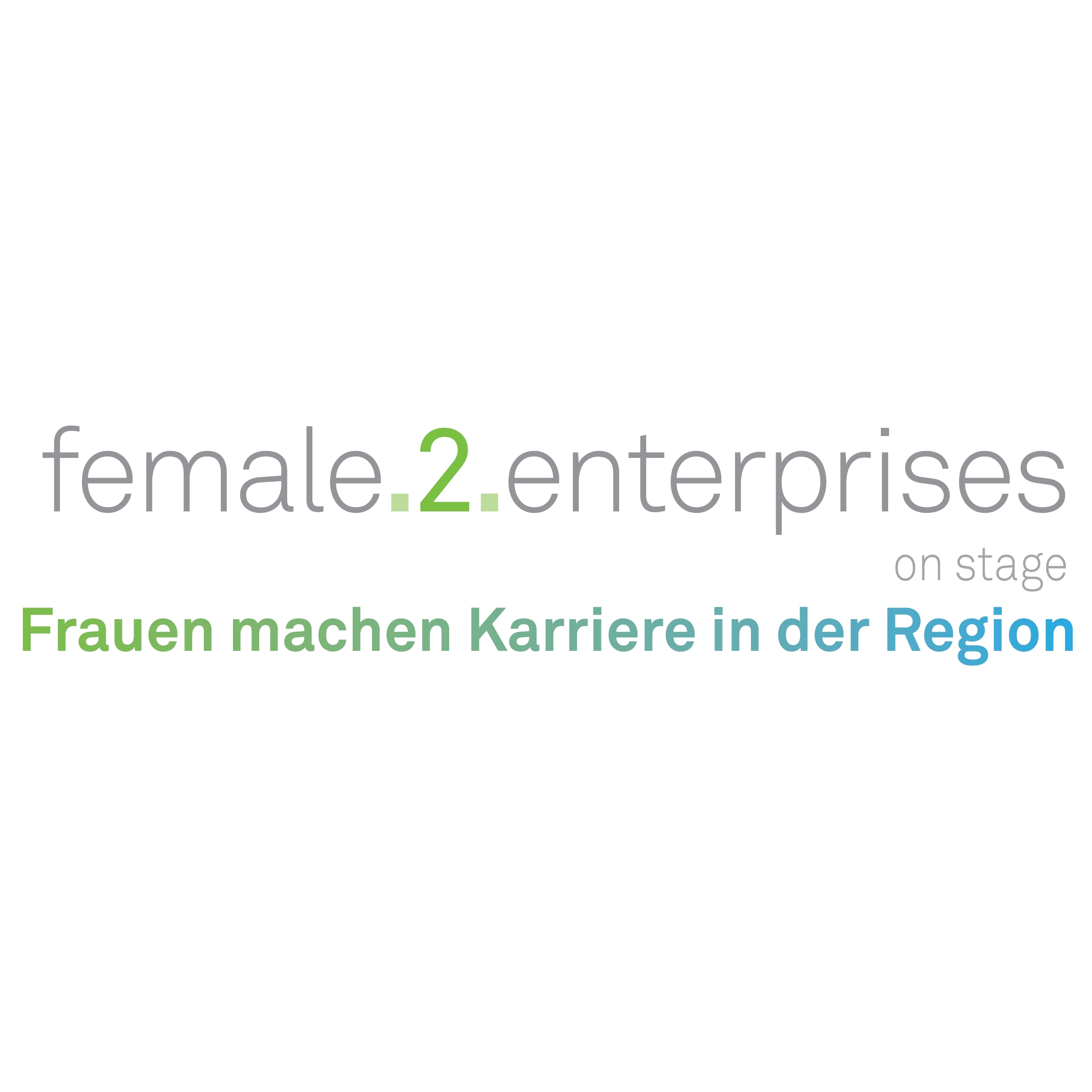 female.2.enterprises – ON STAGE